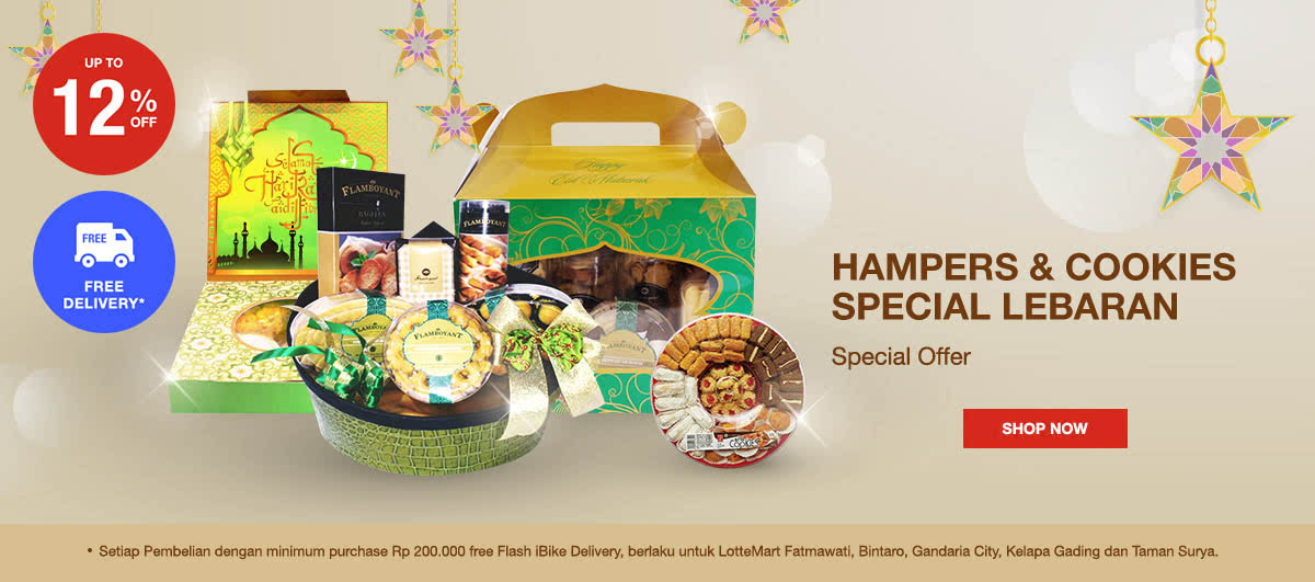 Promo Hampers Carnaval Ramadhan